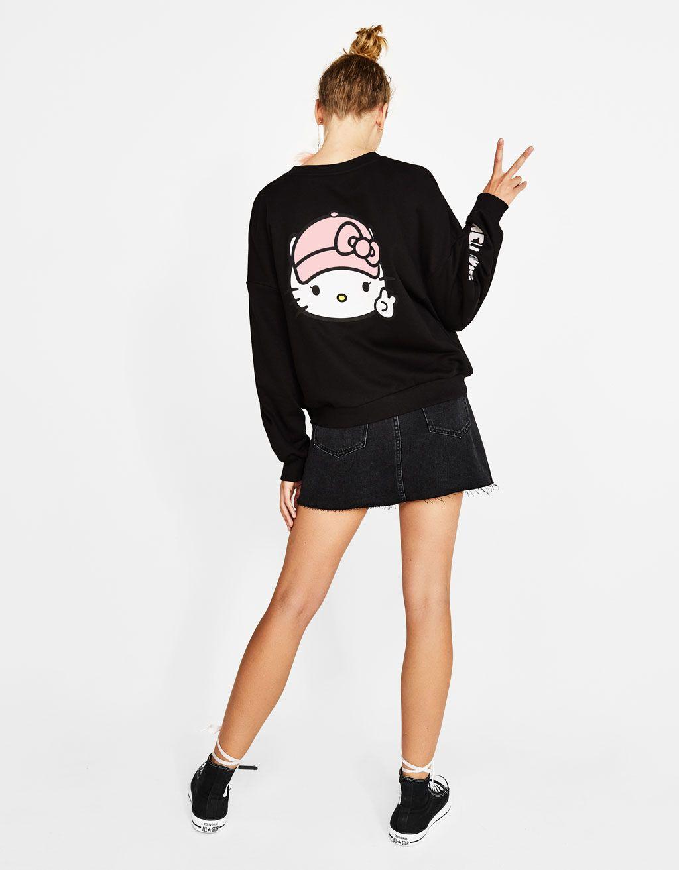 Hello Kitty Sweatshirt Hello Kitty Clothes Hello Kitty Sweatshirt Hello Kitty [ 1313 x 1024 Pixel ]