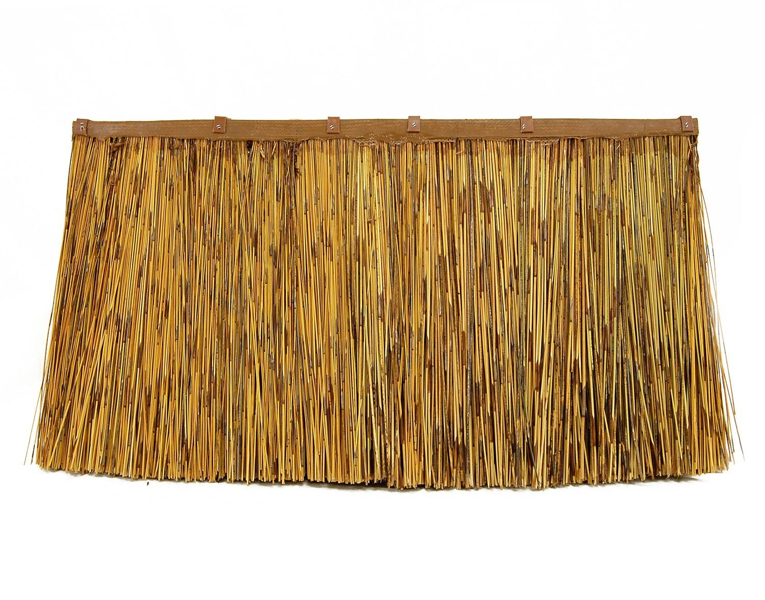 Africa Thatch Cape Reed Panel Heavy Duty Initially Designed For Shade Covering Authentic African Thatch Palapas Can Now Be Found In Many Backyard Settings