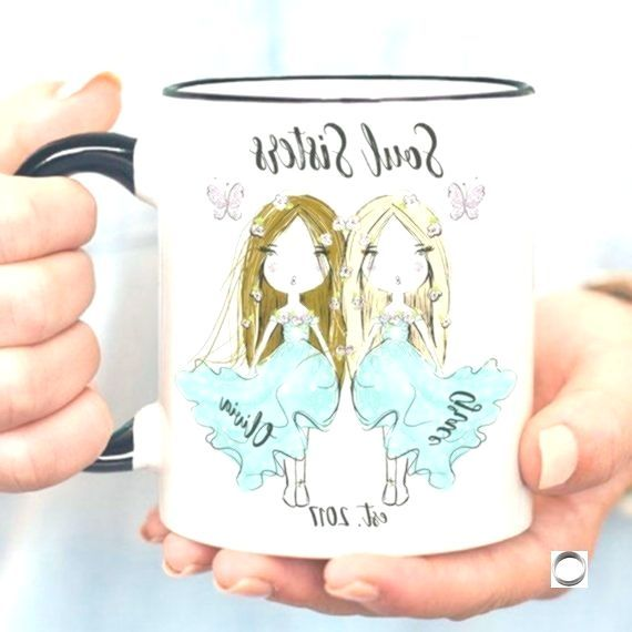 Custom Soul Sisters Mug Gift For Best Friend Girlfriend Mugs Soul Sister Gifts Personalized Long Distance Youre My Person Choice Friendship