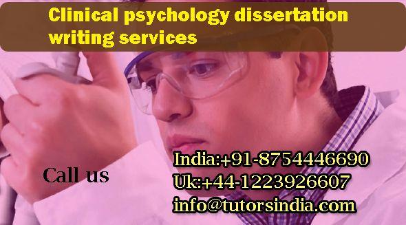 Psychology dissertation writing services