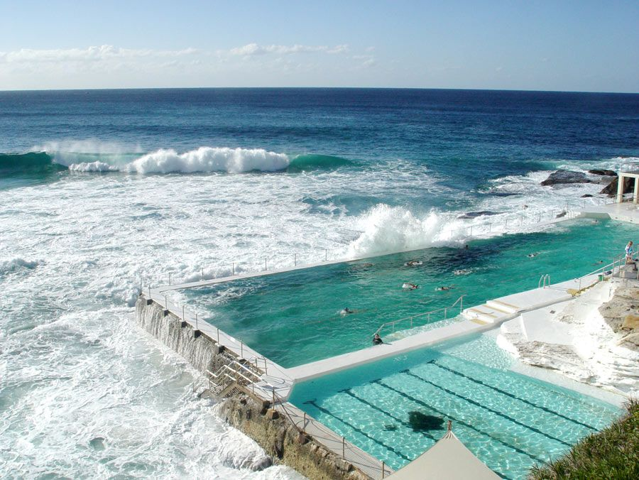 Pin By Wanda Abraham On Cool Swimming Pools Bondi Icebergs Places - Unusual-swimming-pools-around-the-world