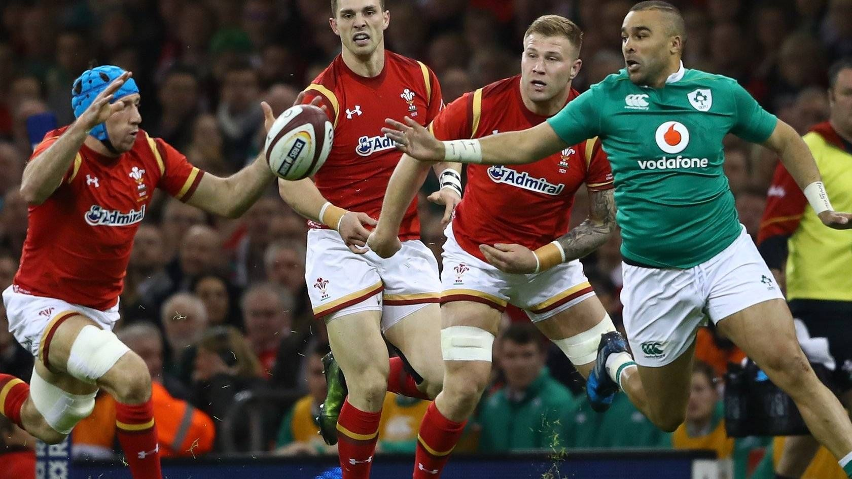 Wales beat Ireland 229 in Six Nations cracker Six