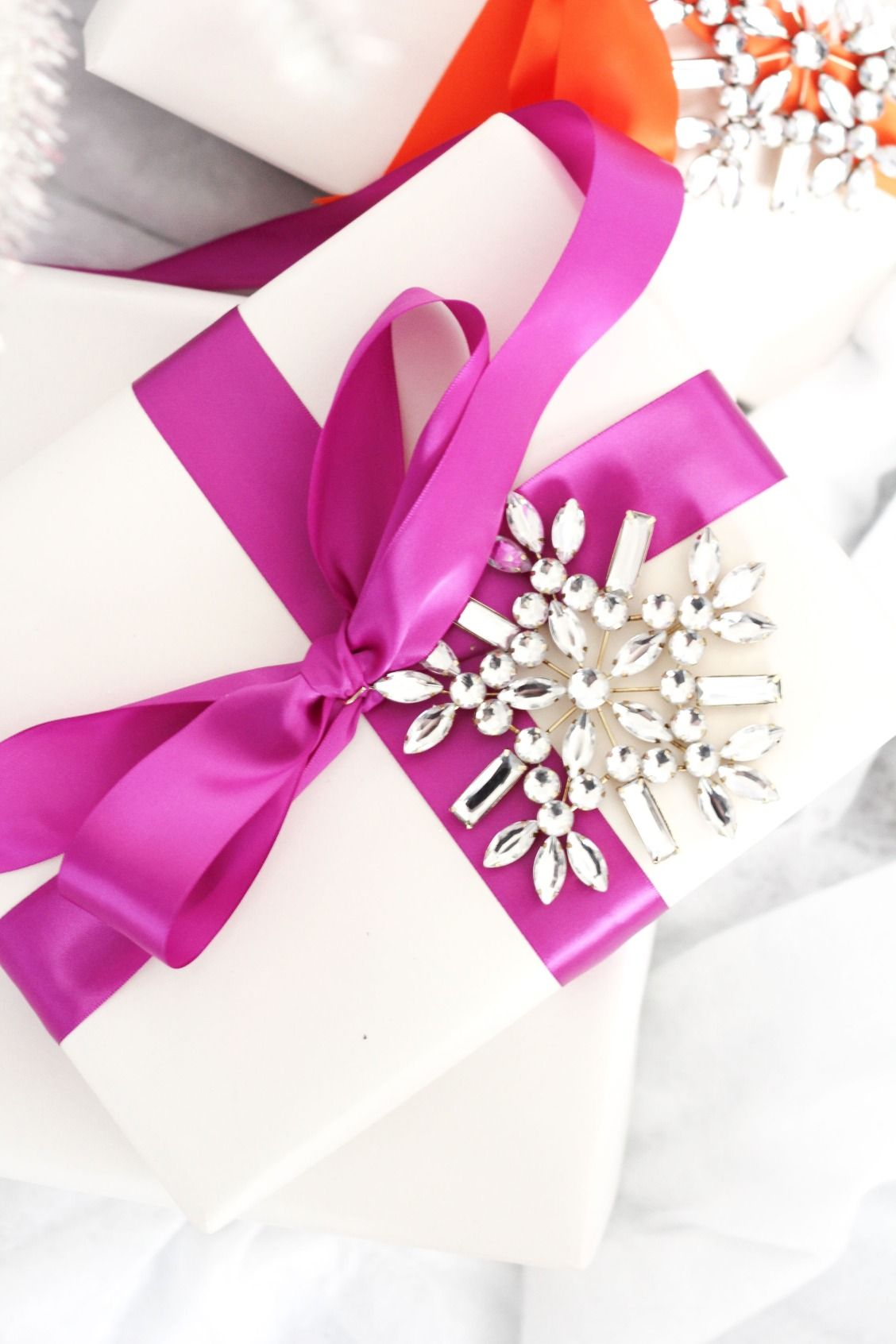 Gift Wrapping Idea: When the holidays roll around, I\'m eyeing the ...