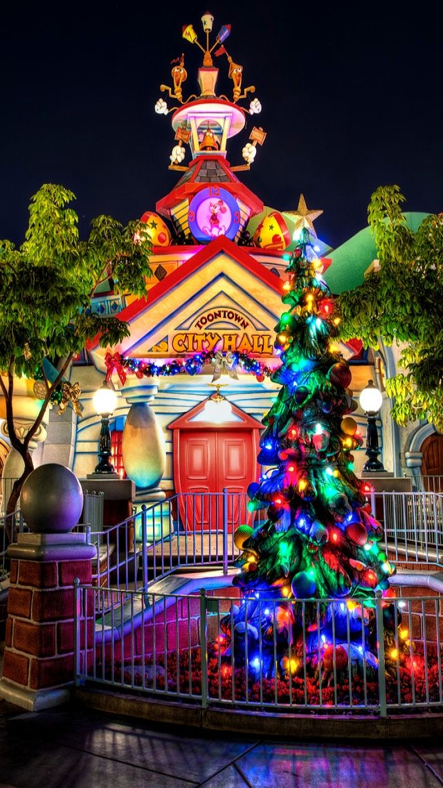 Disney Toontown iPhone 5s Wallpaper Download There
