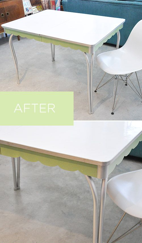 remove rust and spray paint clean up pinterest retro kitchen. Black Bedroom Furniture Sets. Home Design Ideas