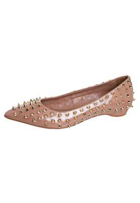 9720047eb Sapatilha Santa Lolla Bico Fino Spikes Bege   Santa Lolla   Shoes ...