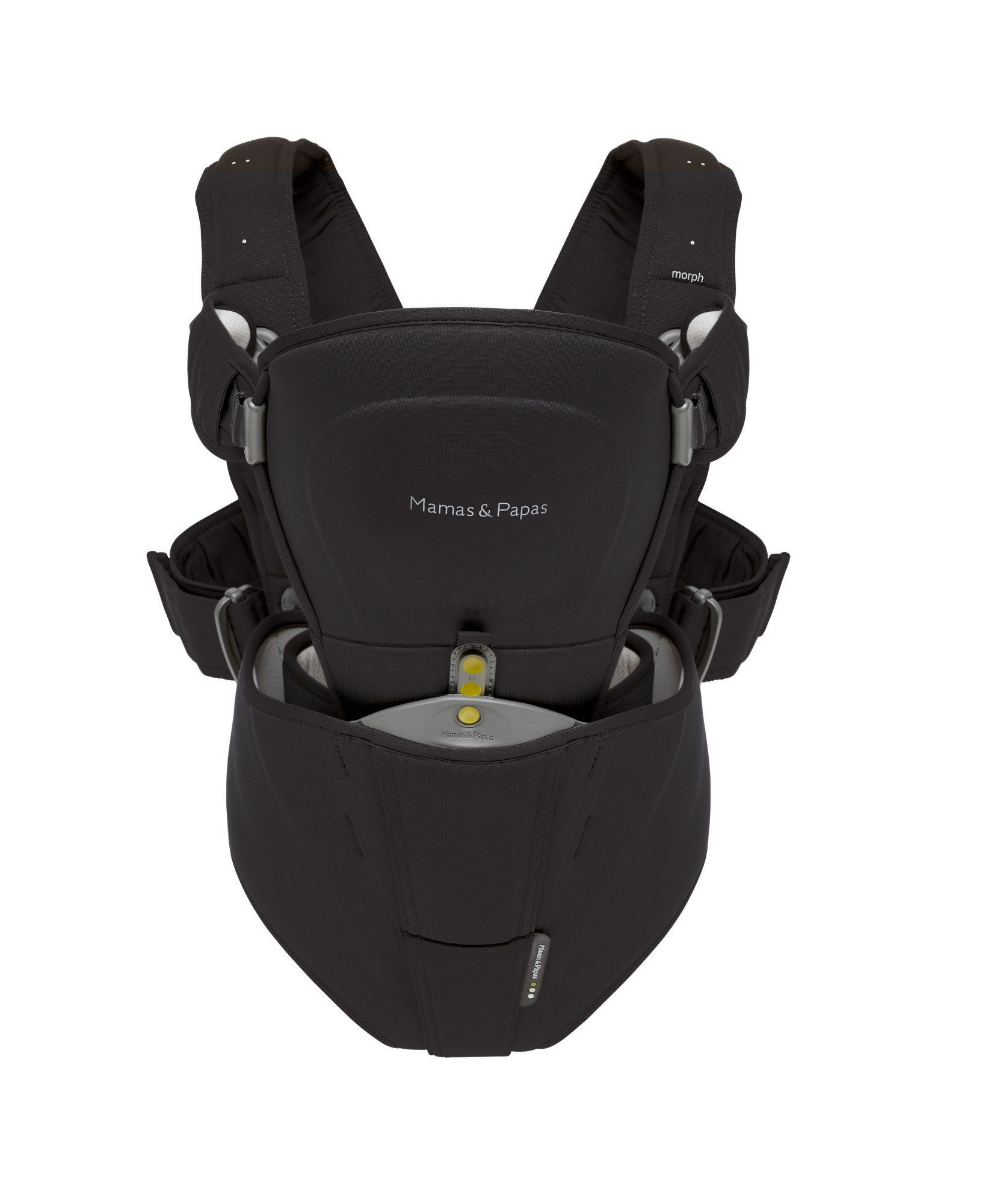Morph Baby Carrier Black Jack Baby carrier, Mamas and