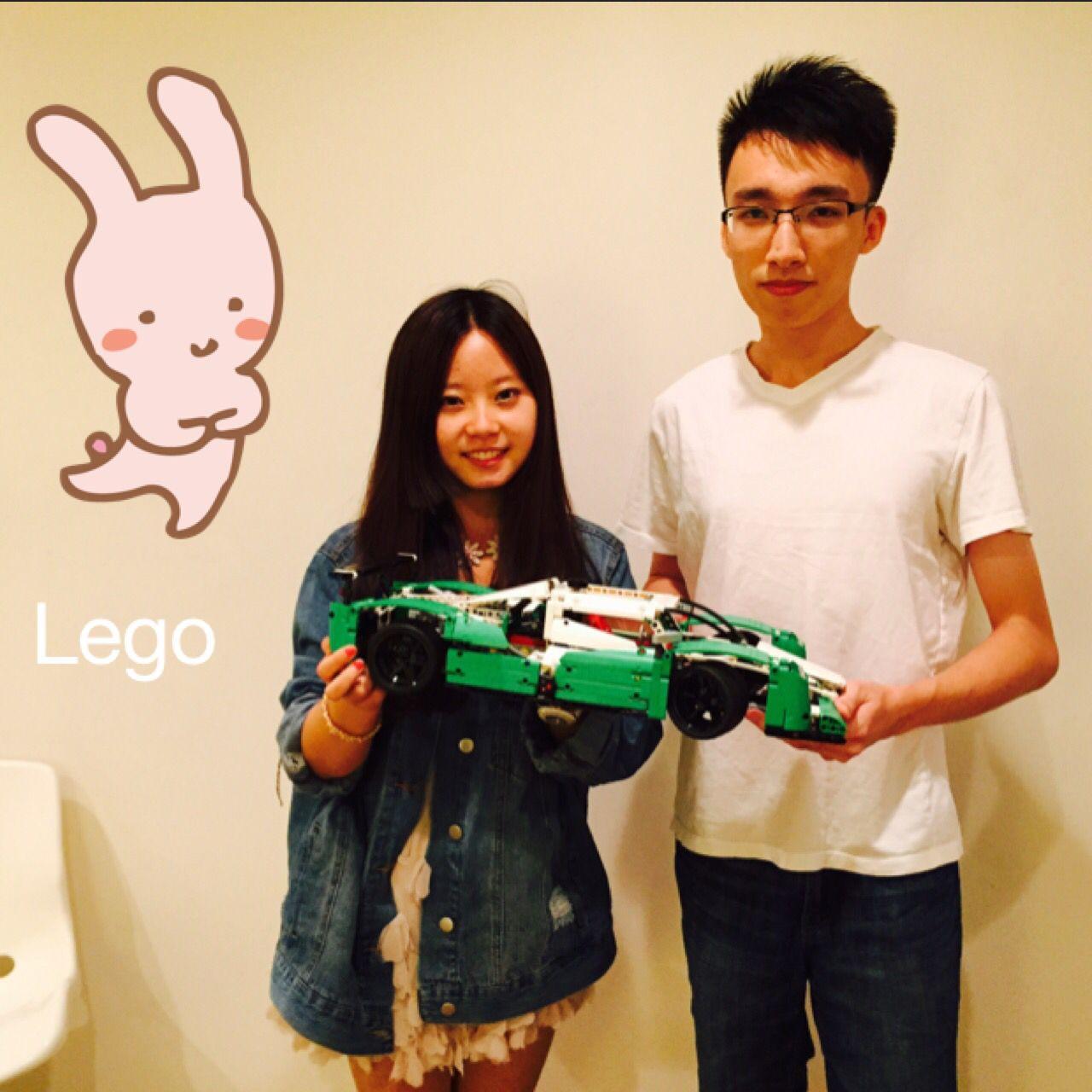 Lego technology
