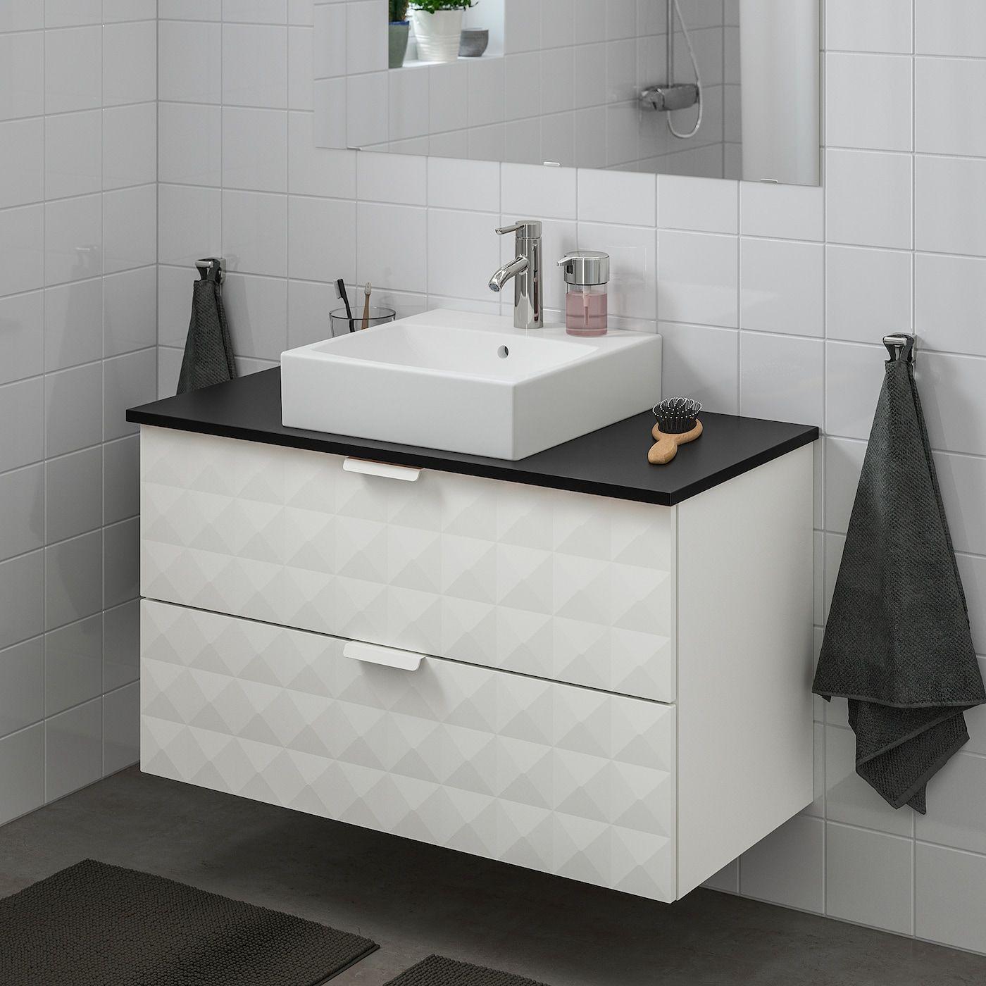 / TÖRNVIKEN Bathroom vanity Resjön