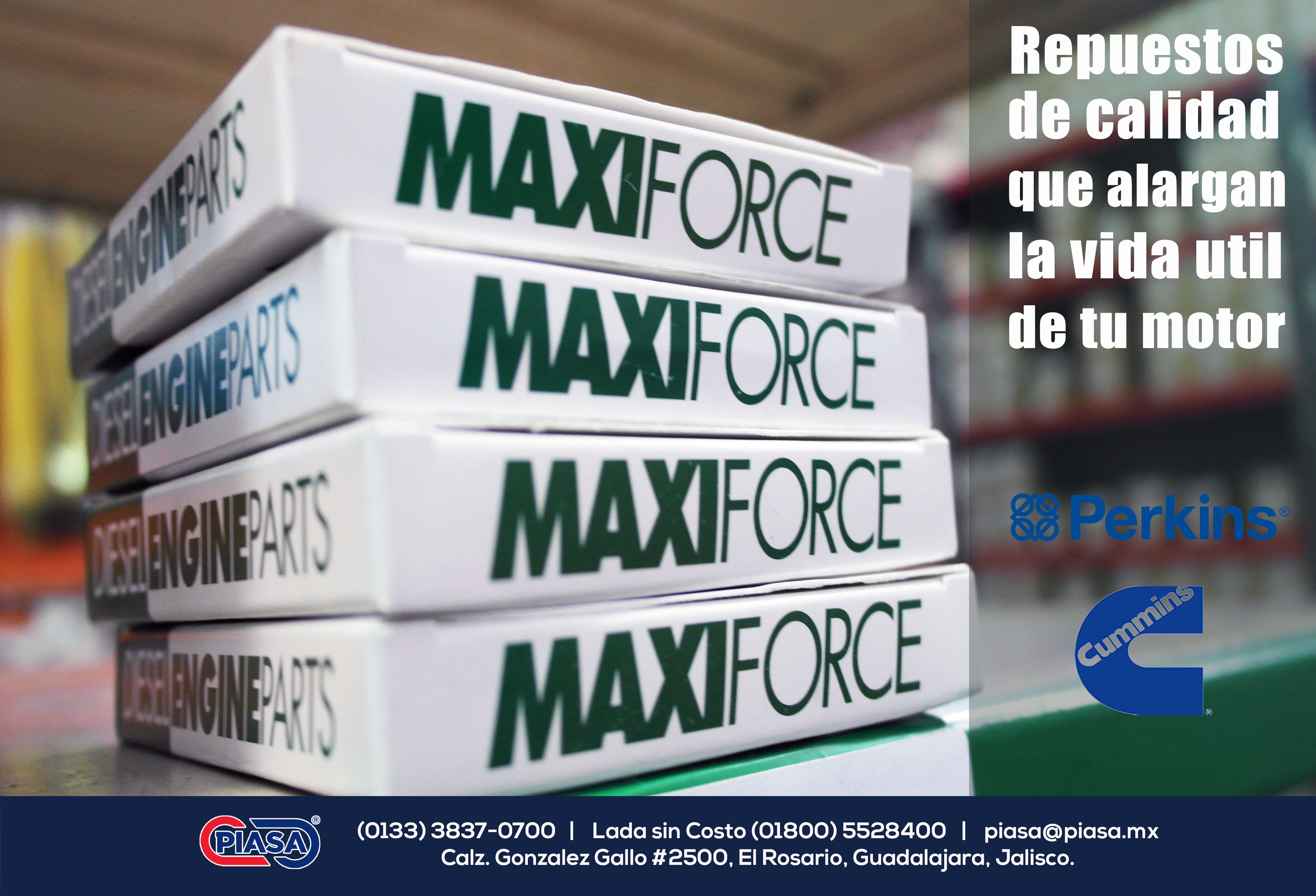 #REFACCIONES #MAXIFORCE
