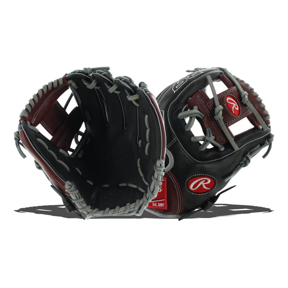 Rawlings R9 Series 11 5 Baseball Glove R9314 2bsg Justballgloves Com Baseball Glove Rawlings Baseball Lineup