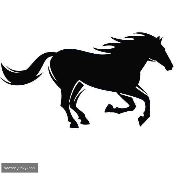 Horse-Vector-Graphics-vectorjunky.jpg (600×600)