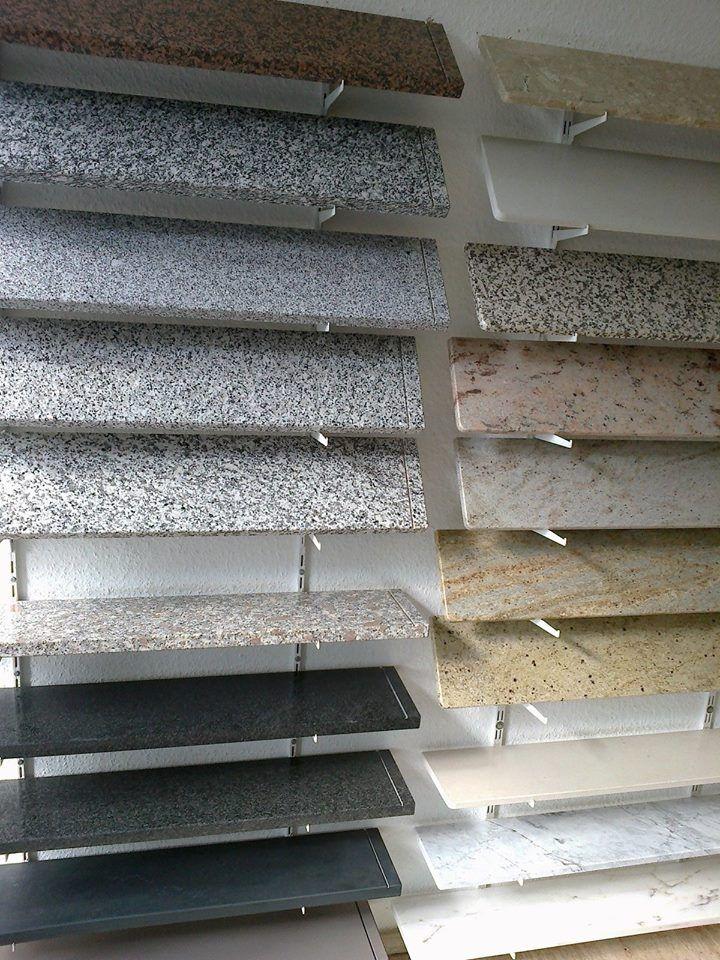 Granit Fensterbänke bestechen durch ihre Schönheit, Haltbarkeit und ...