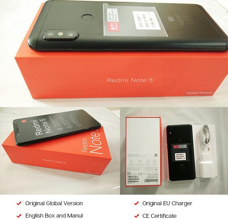 Global Version Xiaomi Redmi Note 5 Iphone Deals Smartphone Iphone Logo