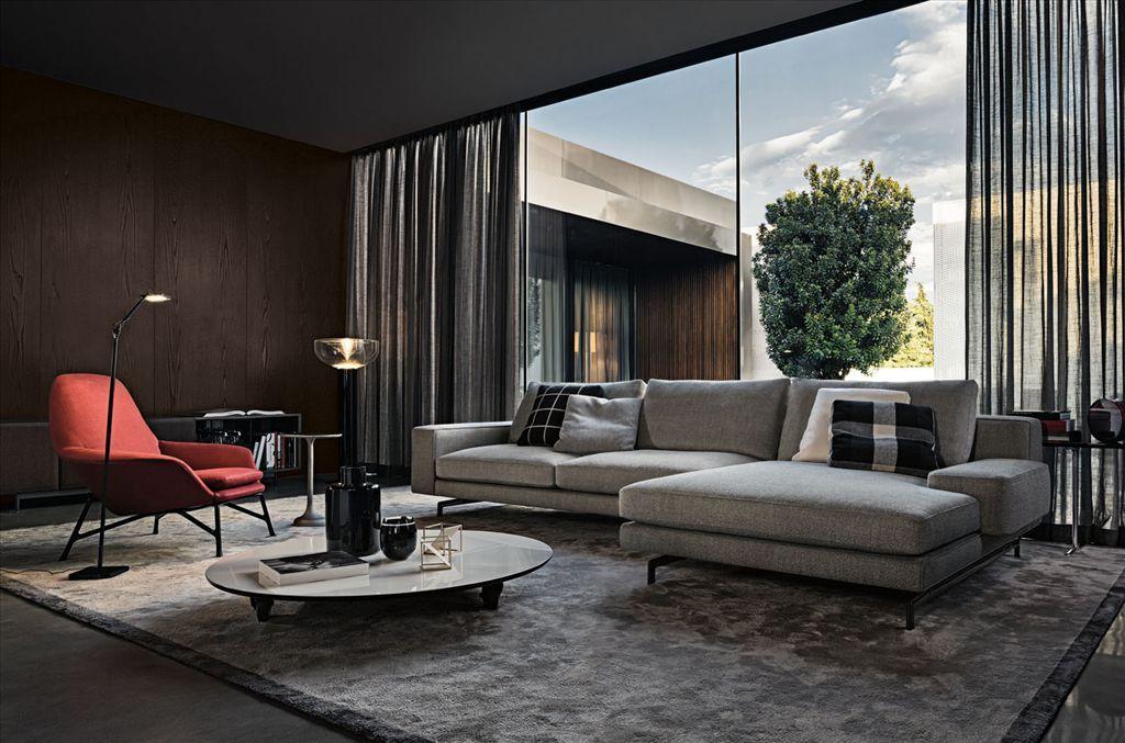 Minotti ipad wohnbereich pinterest m bel wohnzimmer und innenarchitektur - Wohnzimmer innenarchitektur ...