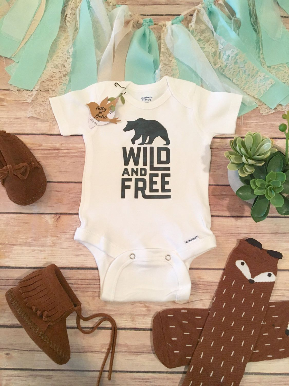 Wildlife Scene Silhouette Novelty Toddler//Infant Short Sleeve Shirt Tee