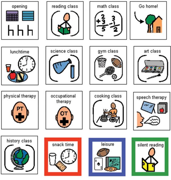 Free Boardmaker Symbols School Stuff To Buy Pinterest