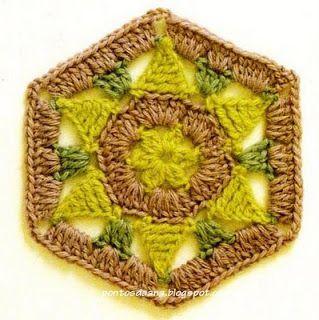 innovart en crochet: Para practicar....