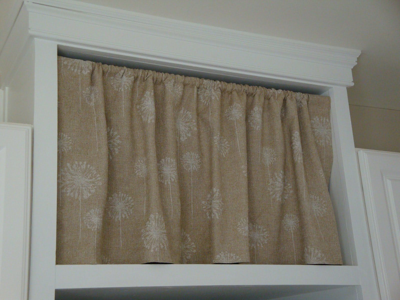 Curtains For Cupboards From Cluttered And Messy To Clean And