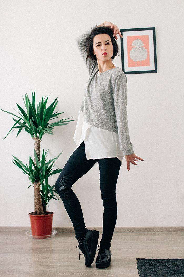 Qu Est Ce Qui Est Jaune Et Qui Attend Chinoise Minimaliste Contemporain Et Pourquoi Pas Coline Style Minimaliste Idees De Mode Mode