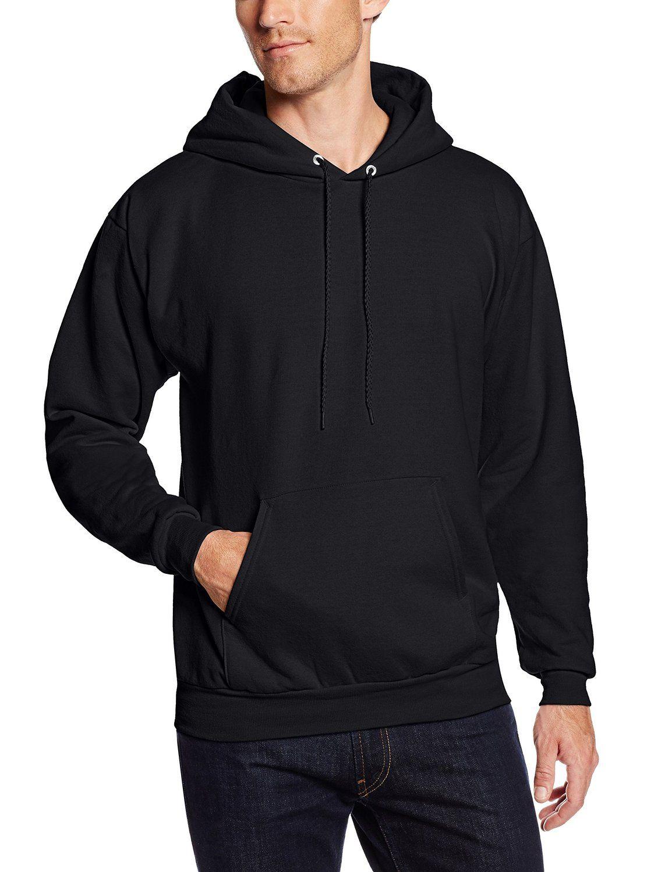 Hanes Mens ComfortBlend EcoSmart Pullover Hoodie Sweatshirt