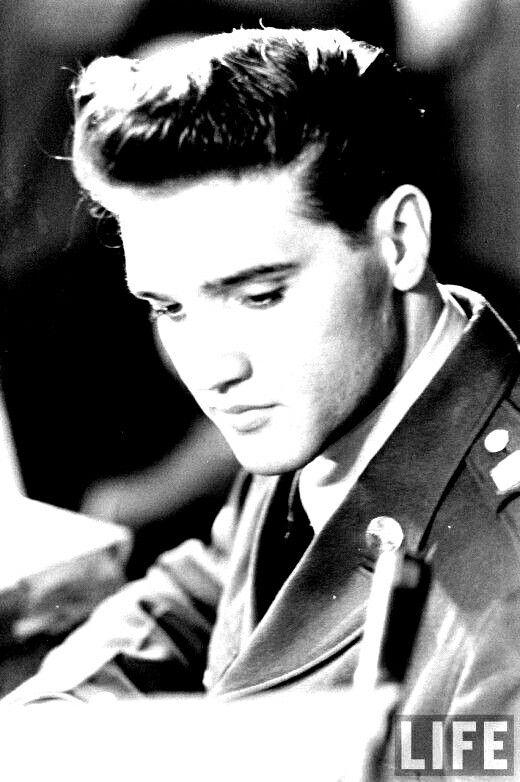 Elvis Presley Army Military Armies