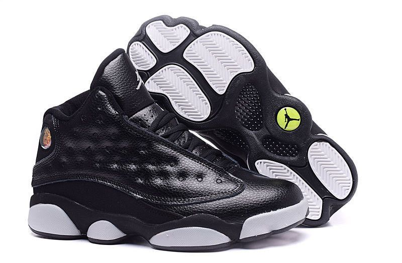 Men's Nike Air Jordan 13 Retro Black · Clean ShoesMichael ...