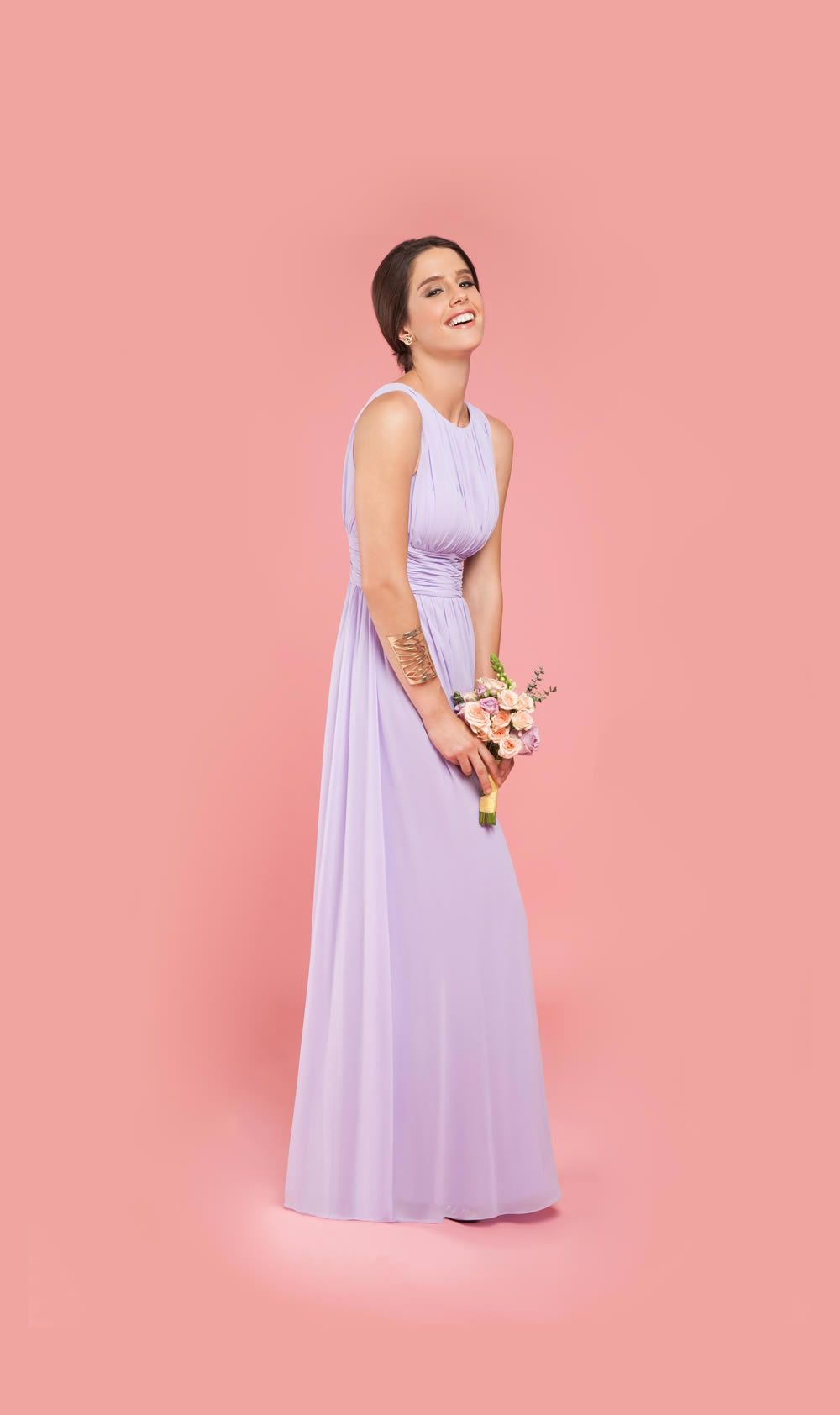 Vestido dama de honor www.bridesmaids.mx #boda #damasdehonor ...