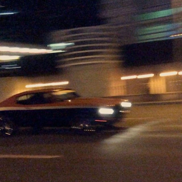 Video Midnight At The Moscone Center After The San Francisco - Moscone car show
