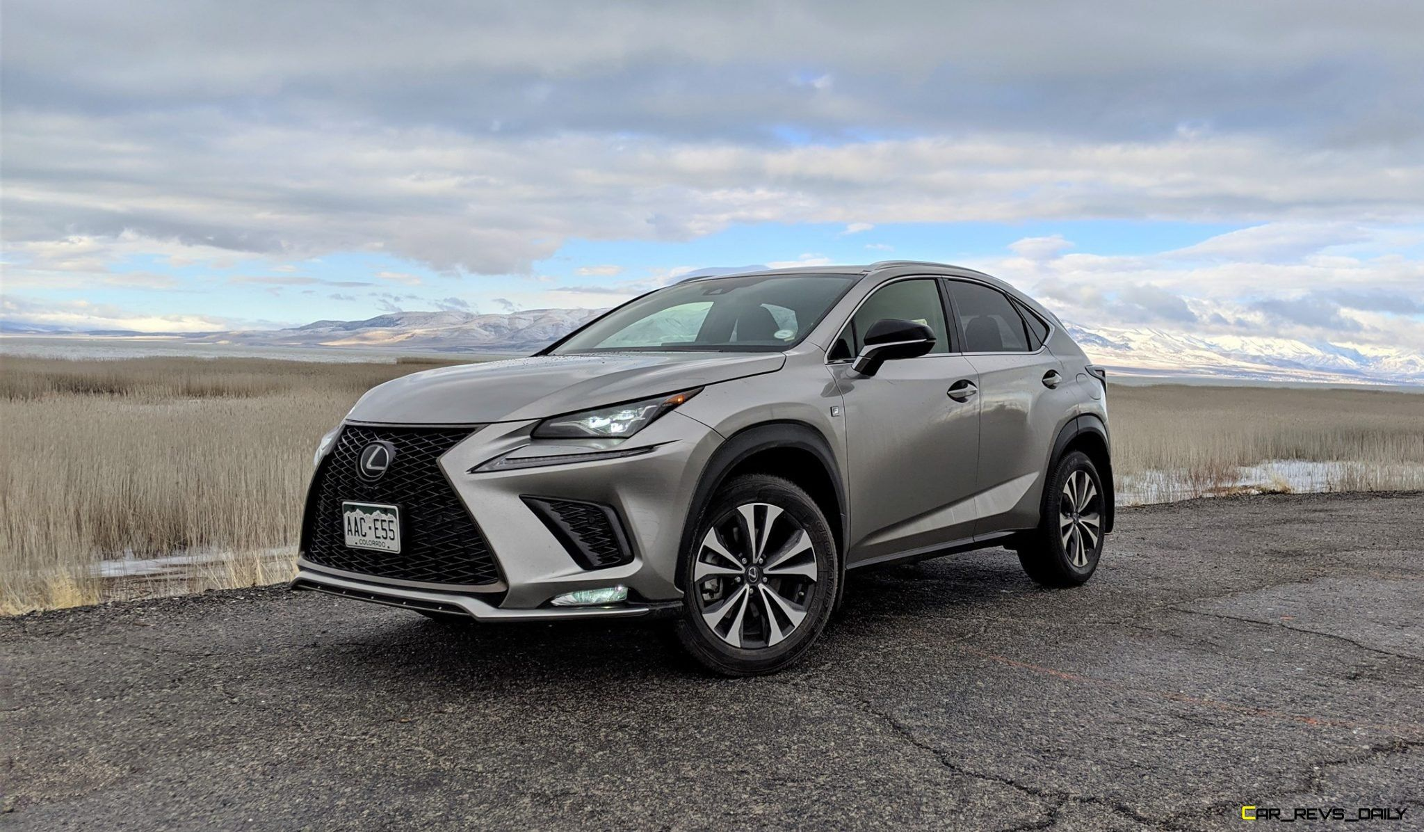 2020 Lexus Nx300 F Sport Review By Matt Barnes Car Shopping Car Revs Daily Com In 2020 Lexus Cars Lexus New Trucks