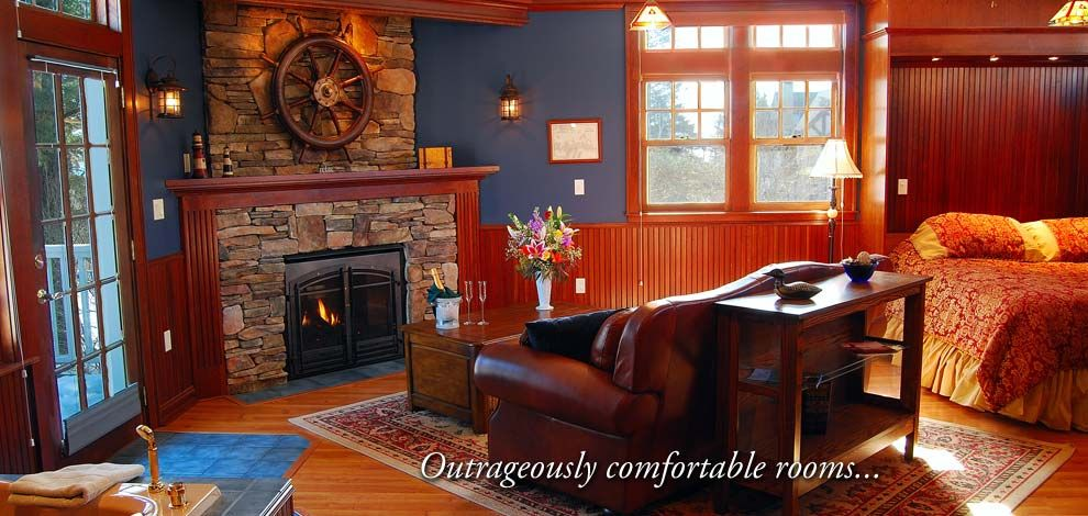 Our Duluth Bed and Breakfast, the spectacular A G Thomson