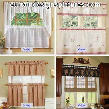 Kitchen Curtain Designs  Pictures Kitchen Curtain Designs Classy Window Treatment Ideas For Kitchen Design Decoration