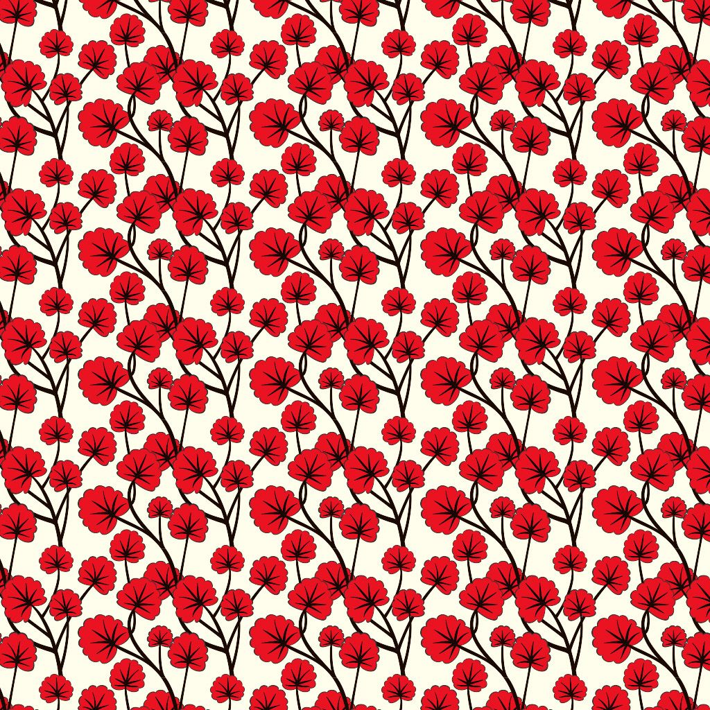 Flower Pattern Wallpaper Awesome Design Ideas