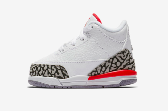 52b6432b203296 Get The Air Jordan 3 Katrina (2018) Hall Of Fame For The Whole Family