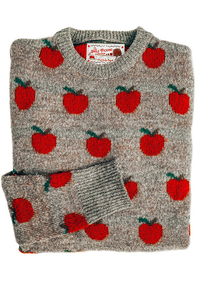 The Big Cozy Fall Leaf Sweater