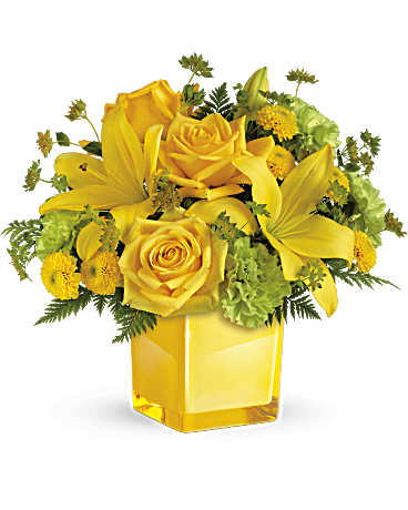 Kuning ♡♡♡ Flower delivery, Congratulations flowers