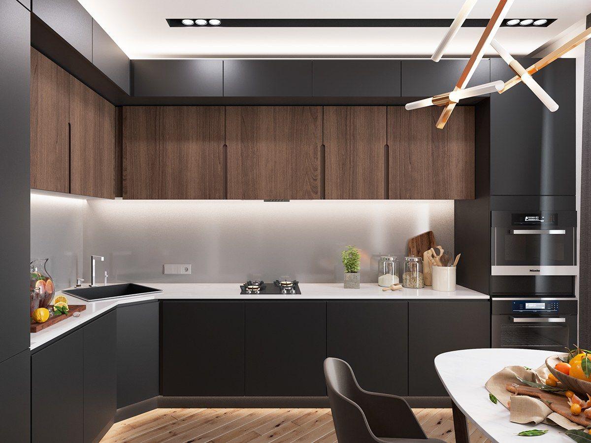 Luxury Styles 6 Dark and Daring Interiors Modern