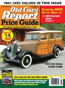 Old Cars Price Guide (1-year) [Print + Kindle]: Amazon.com: Magazines