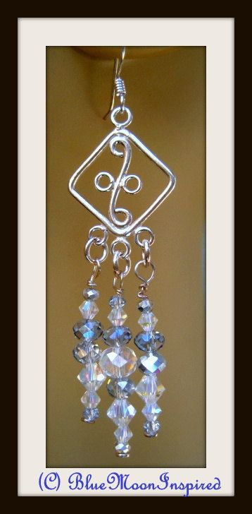 999 Pure Silver Ear wire 999 Pure Silver by BlueMoonInspired13, $30.00
