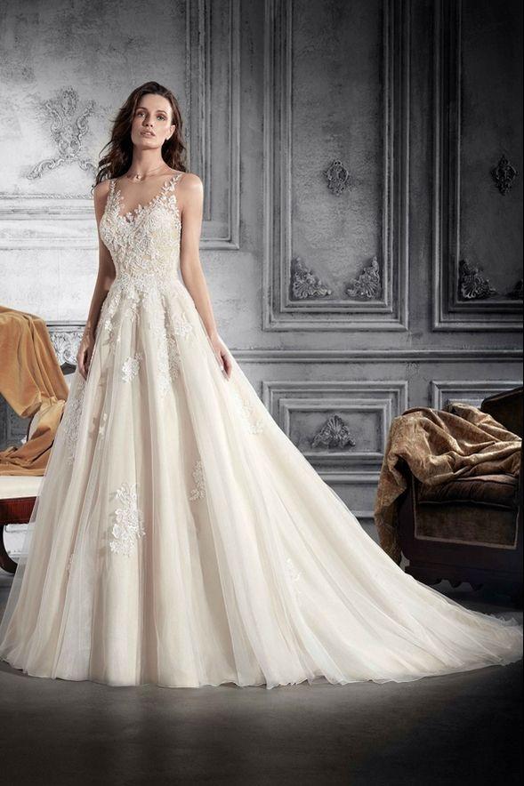 d0004568115 Νυφικά Φορέματα Demetrios Collection - Style 791   Νυφικά Φορέματα ...