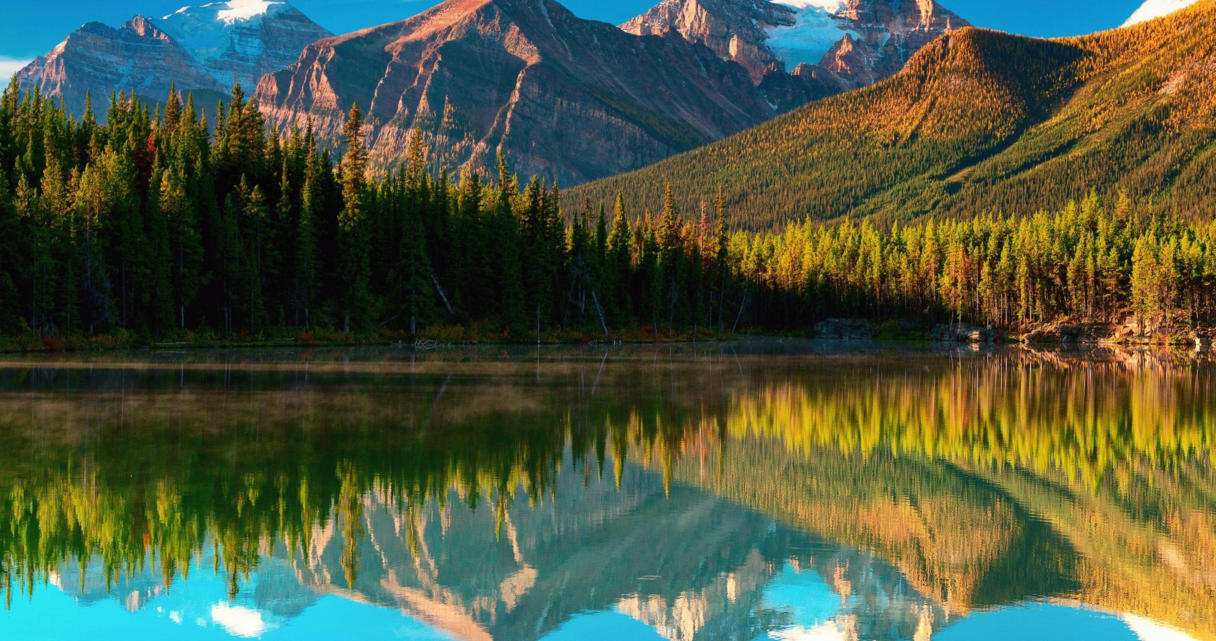 Canada Lake Herbert 4k Ultra Hd Wallpaper Canada Wallpaper Hd Canada Lakes Background Images