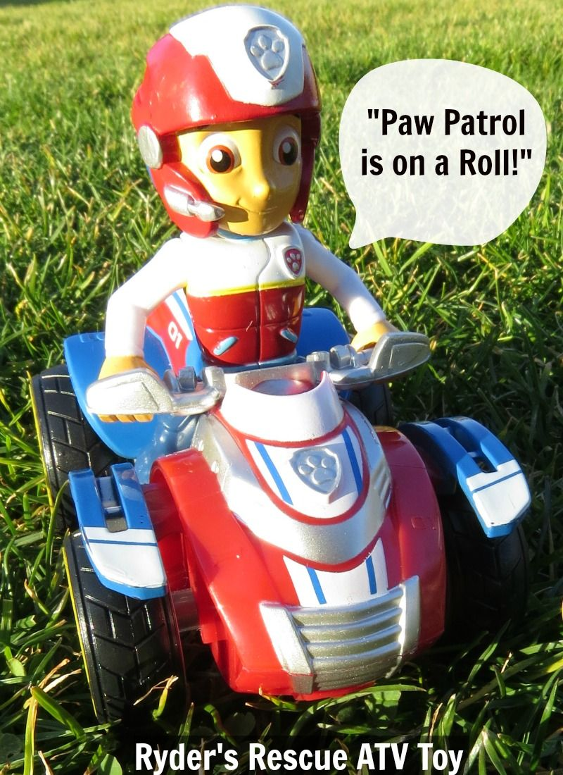 This Paw Patrol Ryder Toy Is On A Roll 3 Year Old Boys Gifts