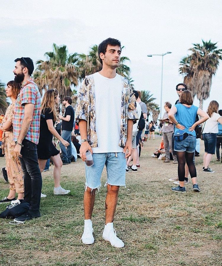 Coachella Fashion Outfits, Coachella Men, Rave Outfits Men, Concert  Fashion, Festival Fashion