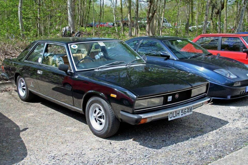 Fiat 130 Coupe One Of The Most Beautiful Cars Ever Produced