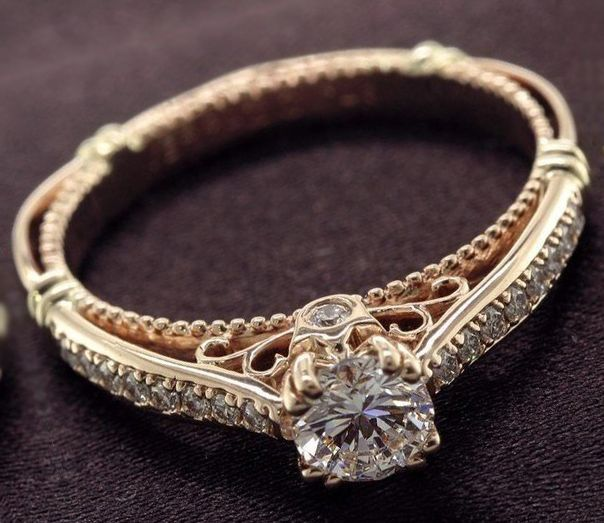 Antique Italian Wedding Rings New popular wedding rings