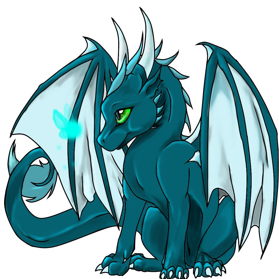 Baby Blue Dragon - Google Search