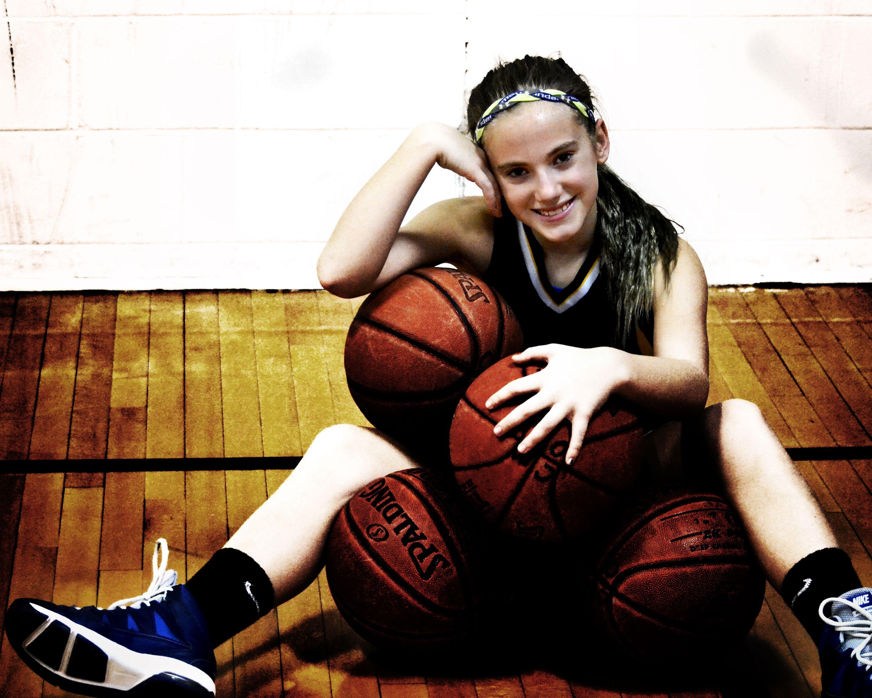 girls basketb pantherettes pose - HD3000×2400