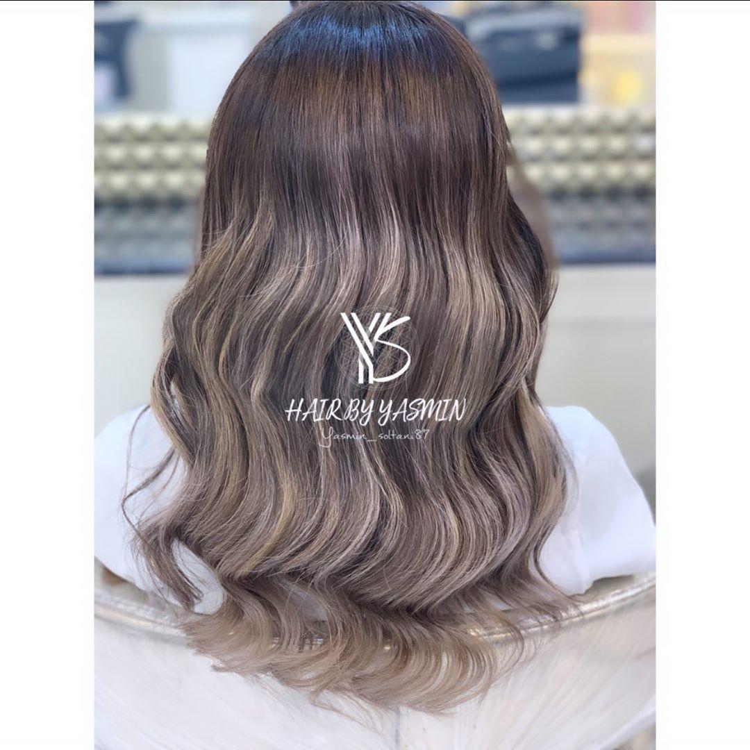 شرايكم بالون رأيكم يهمني احدث موديلات الشعر قص و صبغه و علاجات مع الاخصائيه شعر ياسمين ومن بحاجة الي تغير لون Hair Hair Styles Long Hair Styles