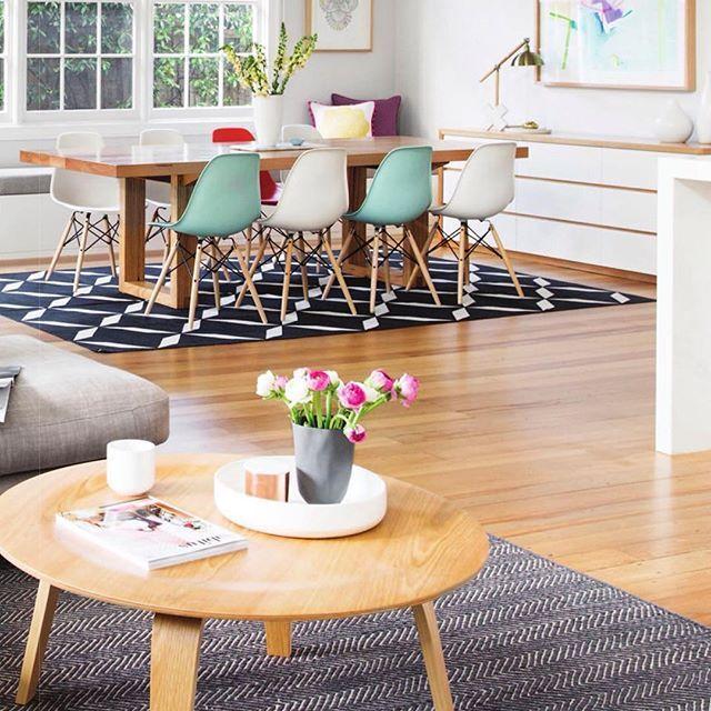 Dining Rooms, Kitchen Living Rooms, House Plans, House Ideas, White Oak  Kitchen, Apartment Ideas, Adora, Oak Flooring, Floors