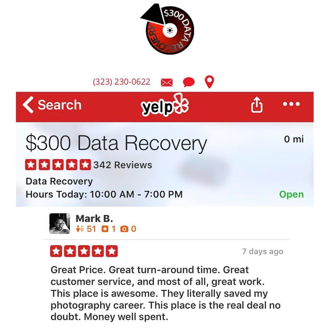 Our Data Recovery Prices Are 100 Transparent We Are The Highest
